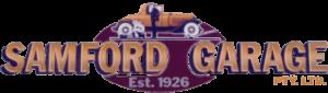 Samford Garage logo