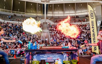 Street Science to light up the Samford Show 2021